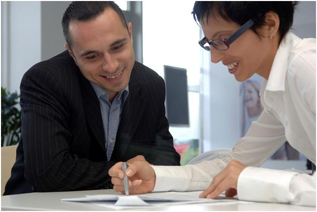 how to develop professional work relationships
