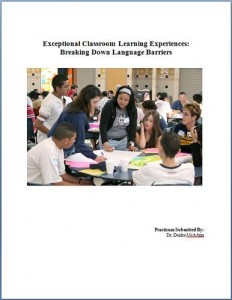 Excelptional Classroom Learning Experiences: Breaking Down Language Barriers